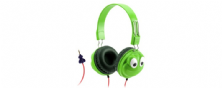 Griffin KaZoo MyPhones Frog Volume Limiting Headphones - GC35894
